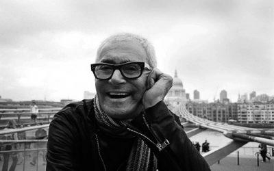 Vidal Sassoon,a bubi frizura megalkotója a fodrászat úttörője