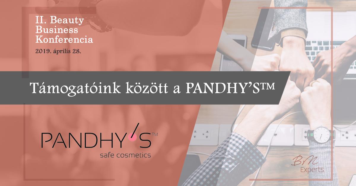 Támogatóink között a PANDHY'S™
