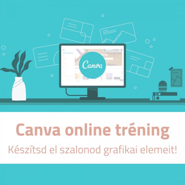 canva képszerkesztés online tréning