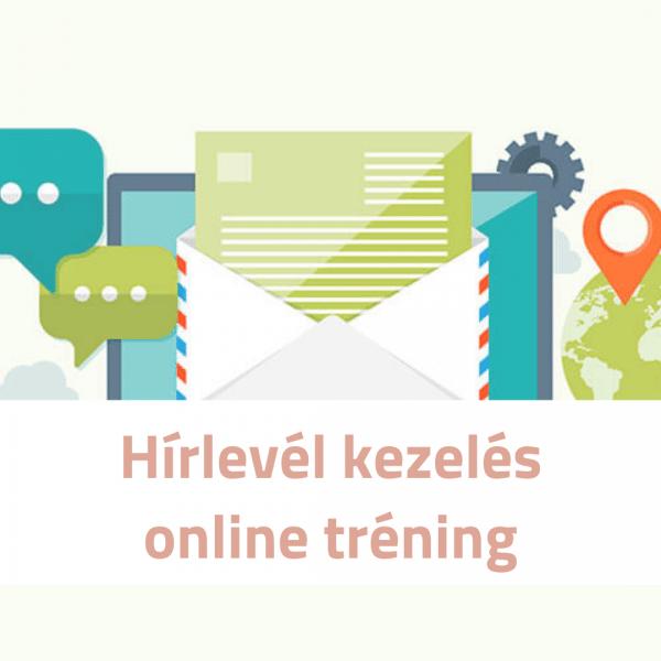 hírlevél kezelés online tréning